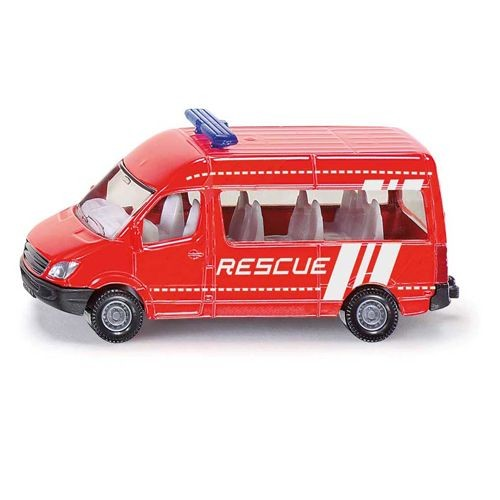 Siku Mercedes Sprinter rescue - 1082