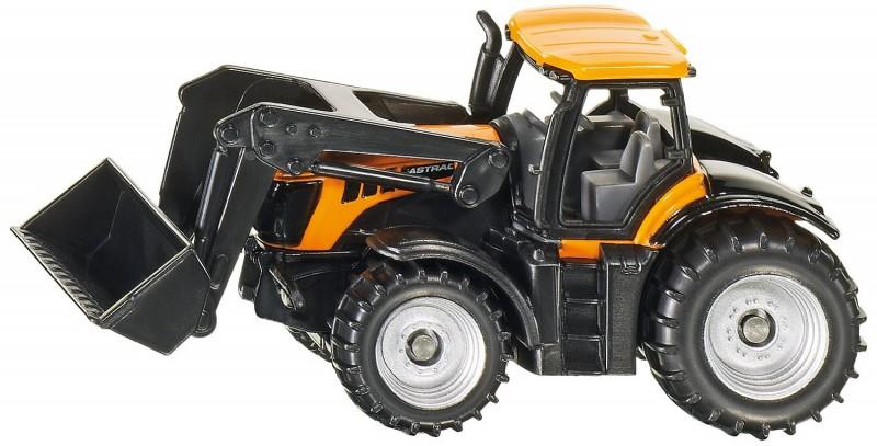 1356 Siku JCB Tractor met Frontlader