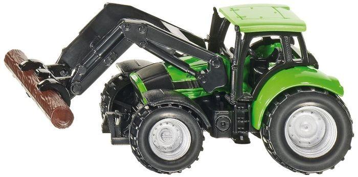 1380 Siku Tractor met Boomgrijper