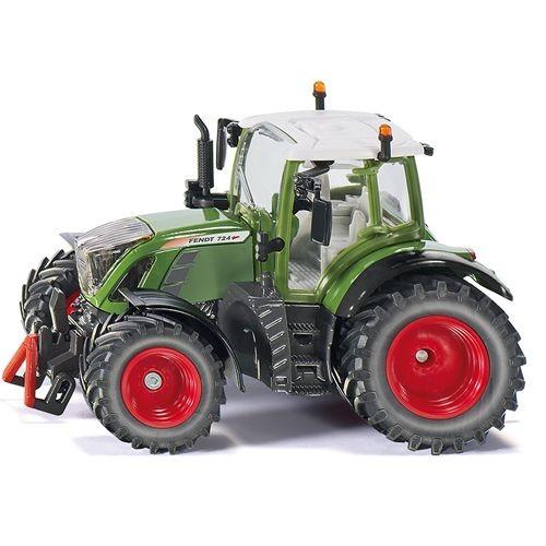 3285 Siku Tractor Fendt 724 Vario