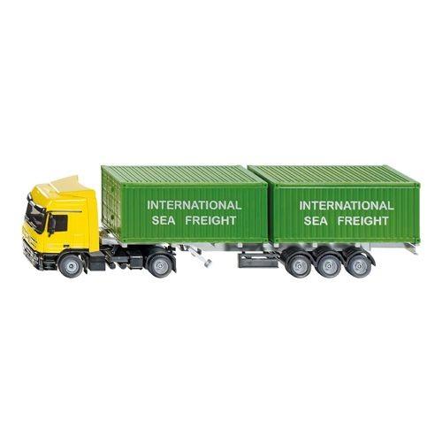 3921 Siku Vrachtwagen + Container