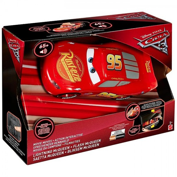Cars 3 Moves Mcqueen (nl)