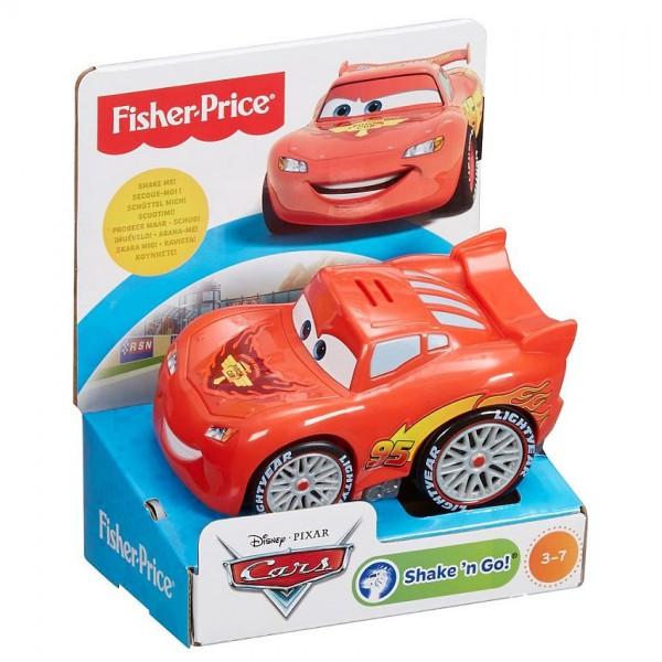 Fisher Price Cars Shake & Go