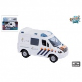 Auto Diecast Pull Back Politie