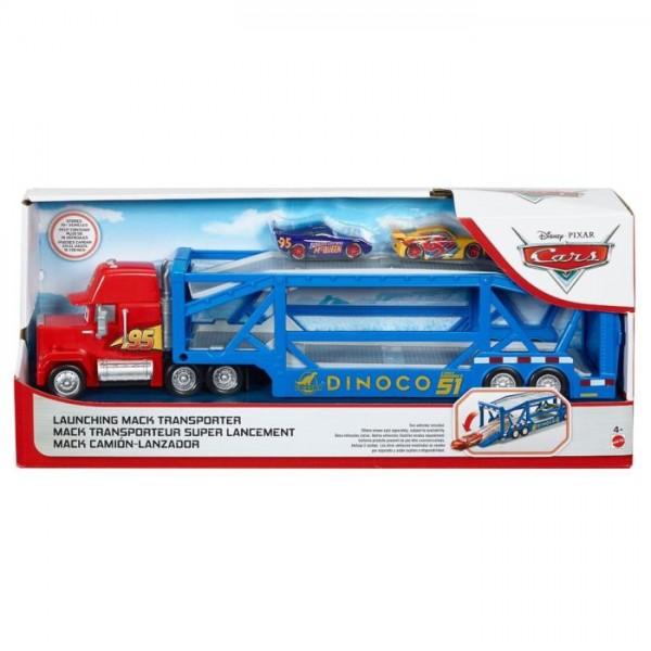 Cars Mack Transporter Redec