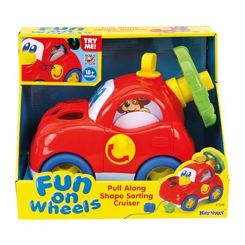 Auto Vormenstoof Cruiser