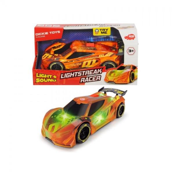 Auto Lightstreak Racer B/O 20Cm