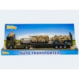 2-Play Military Transporter + 2 Tanks
