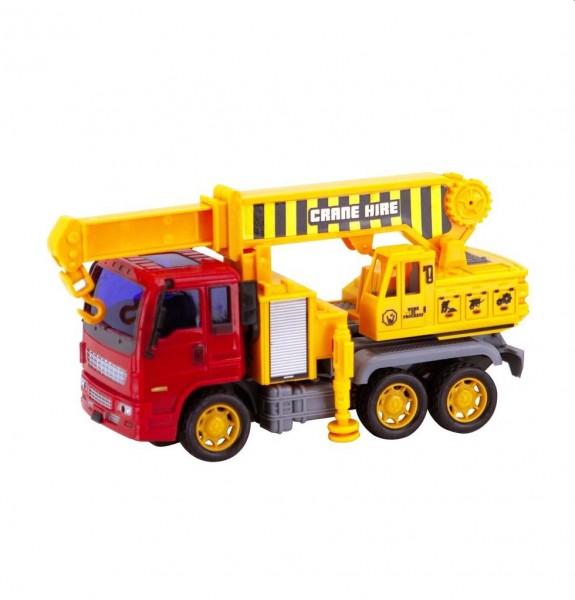 Takelwagen Constructie met Frictie