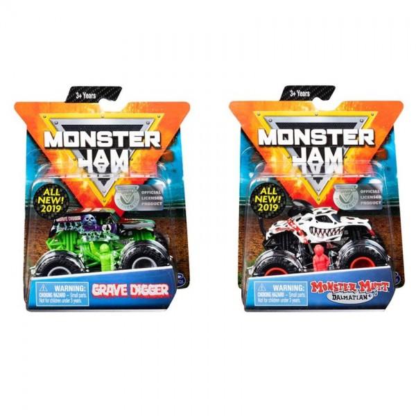 Monster Jam Die Cast Truck 1:64