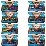 Hot Wheels Monster Jam Die Cast Trucks 2-Pack 1:64