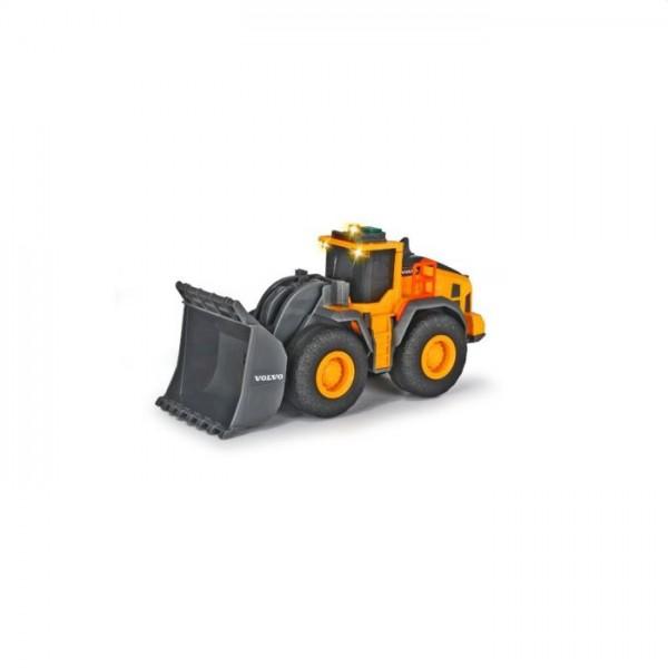 Bulldozer Volvo Licht En Geluid 23Cm