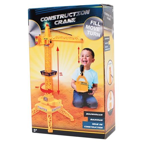 Kraan met Kabelbesturing en Beweegbare trolley
