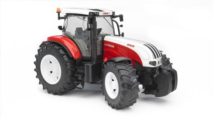 3090 Bruder Tractor Steyr CVT 6230