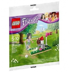 30203 Lego Friends - Mini Golf Polybag