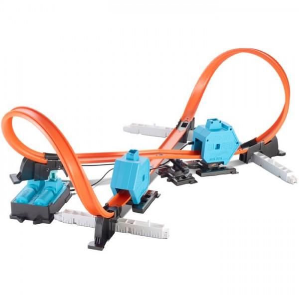 hot wheels track builder