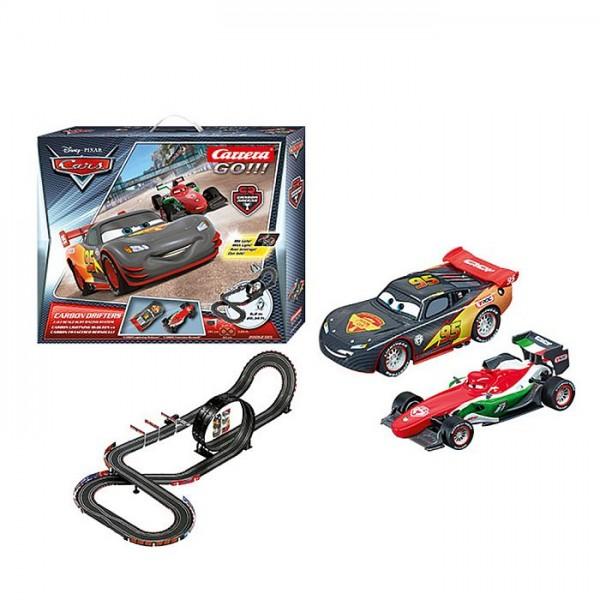 Racebaan Carrera GO Set Disney Cars