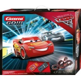 Racebaan Carrera Go Cars 3 Finish First