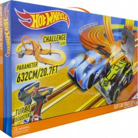 Hot Wheels Racebaan 632 Cm