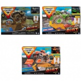 Monster Jam Monster Dirt Deluxe set 1:64