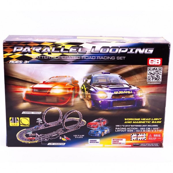 Racebaan Looping Racer 565cm