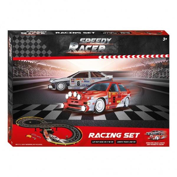 Racebaan Furious Racer 232 Cm