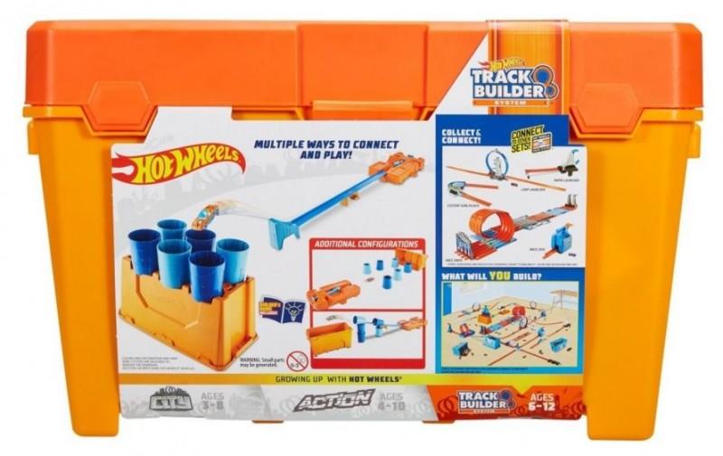 Hot Wheels Track Builder Stunt Basis Kit