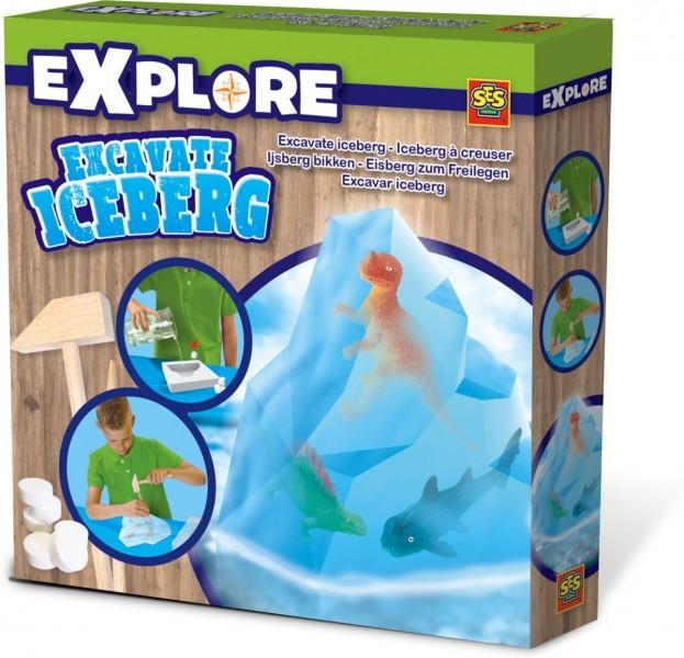 Ses Explore IJsberg Bikken