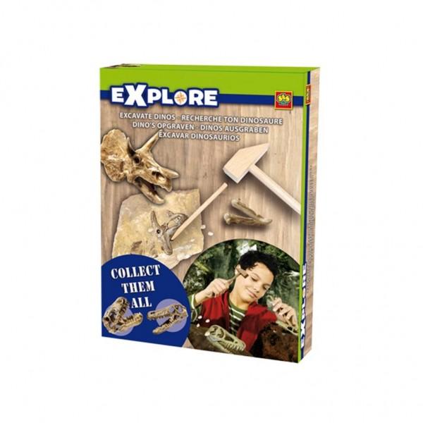 SES Explore Dino's Opgraven