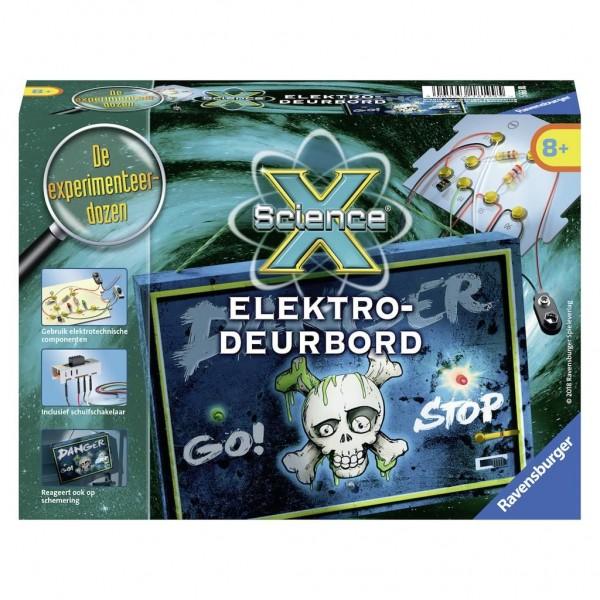 Science X Mini Elektro Deurbord