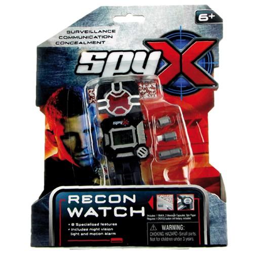 Spy Recon Watch