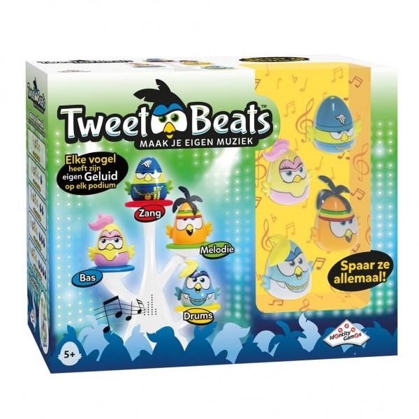 Tweet Beats Basis Set