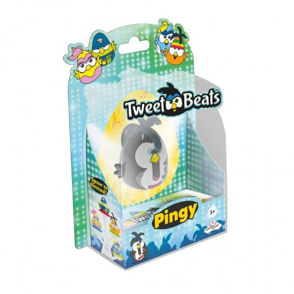 Tweet Beats Pingy