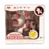 Teksta Newborn Kitty Roze B/O
