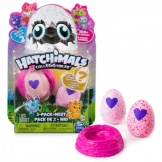 Hatchimals Colleggtibles 2 Pack + Nest Season 2
