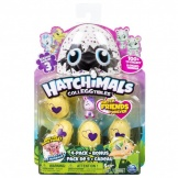 Hatchimals Colleggtibles 4 Pack + Bonus Season 3