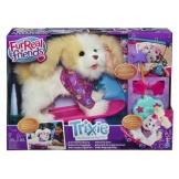 Fur Real Skateboard Puppie Trixie