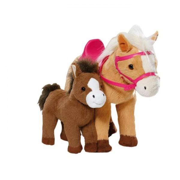 Baby Born Interactieve Pony Sunny met Veulen