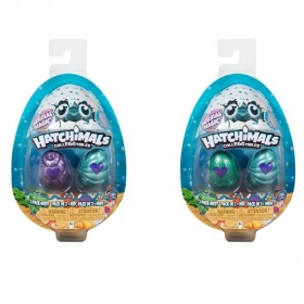 Hatchimals CollEGGtibles Spring 2 Pack Bouncing Season 5
