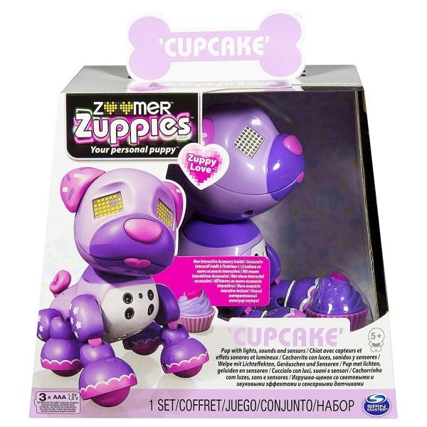 Zoomer Zuppy Love Cupcake