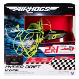 Air Hogs Drone Hyper Drift 2 in 1