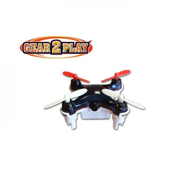 R/C Drone Nano Spy Gear2play