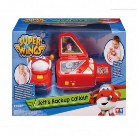 Super Wings Meldkamer