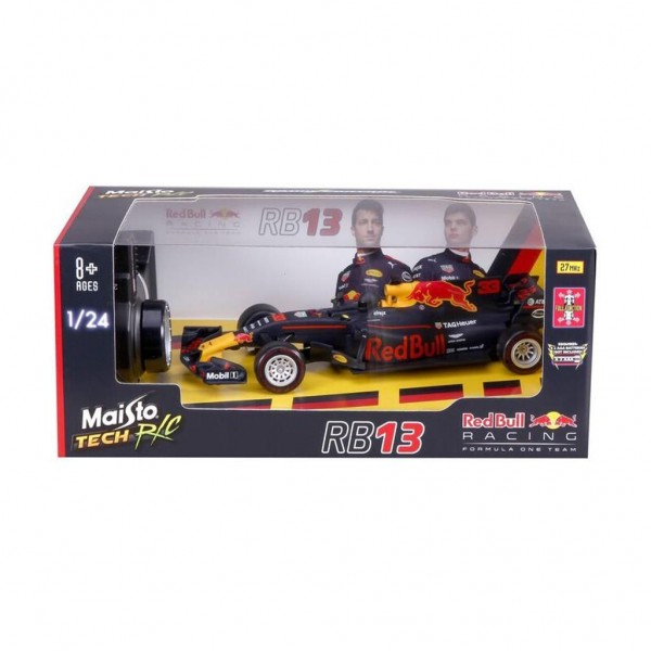 Radiografisch Bestuurbare Auto 1 24 Red Bull Rb13