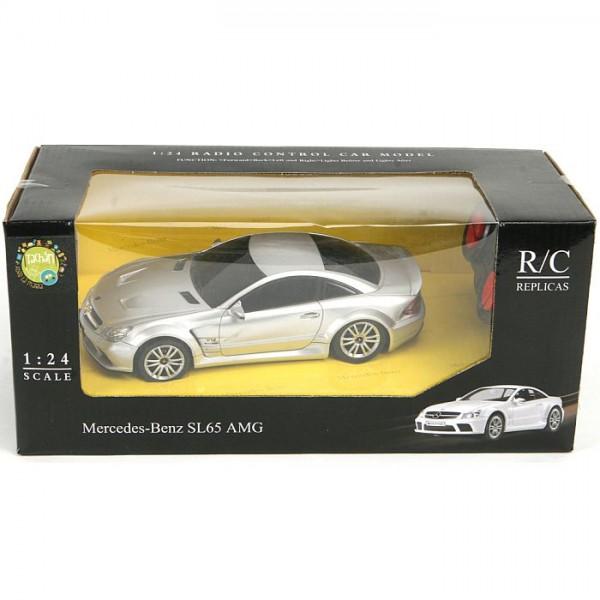 R/C 1:24 Mercedes Benz Sl65 Amg