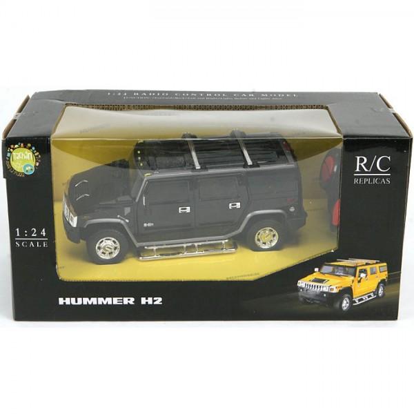 Radiografisch Bestuurbare auto R/C 1:24 Hummer H2