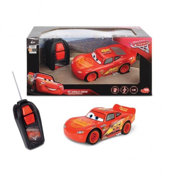R/C Auto Disney Cars 3 Bliksem McQueen 14 Cm