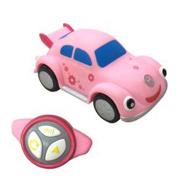Radiografisch Bestuurbare R/C Soft Pink Beetle