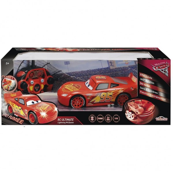 Cars 3 Race Car Mcqueen