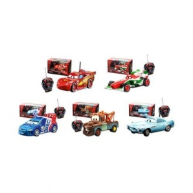 Cars R-C assortiment 1:24